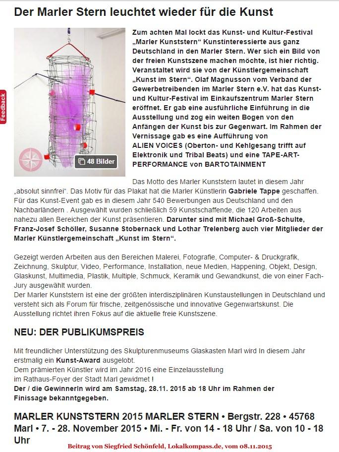 FEHU ART | Presse